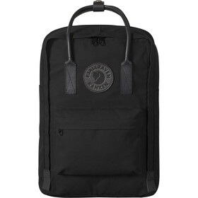 "Fjällräven Kånken No.2 Laptop 15"" Rugzak, black edition"